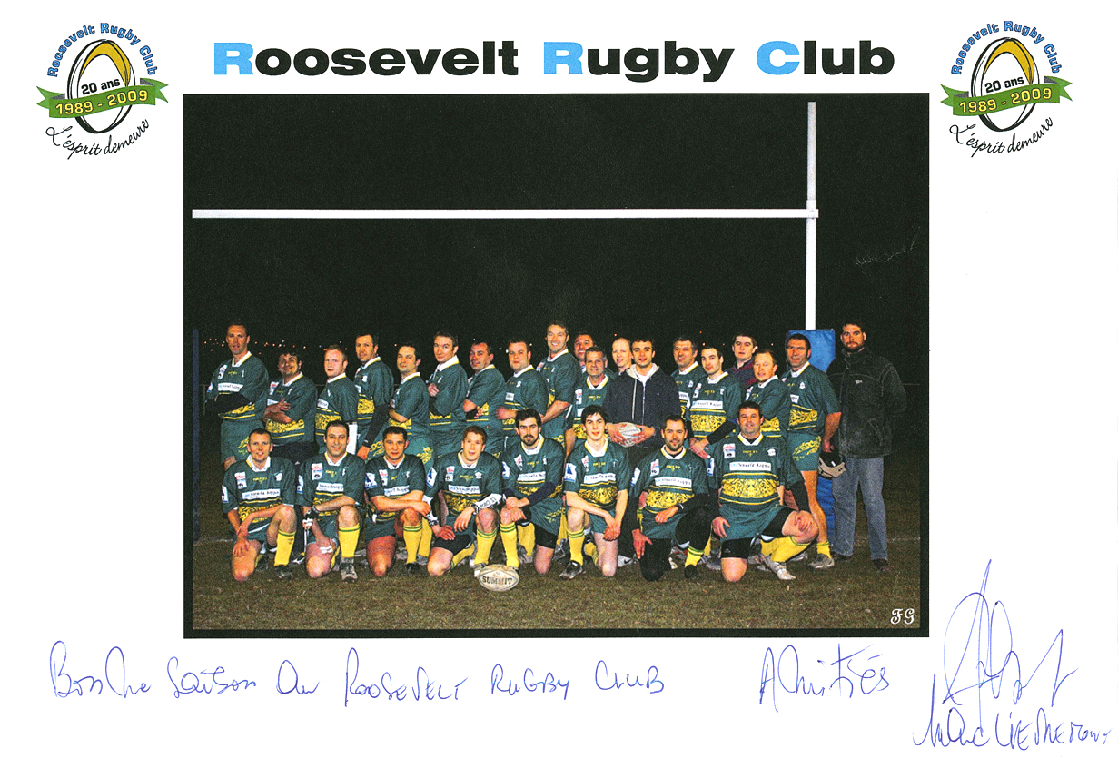 Photo Roos 2009
